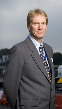 Gerry Kilsby - MD, Exhibition Traffic<br>Management Services