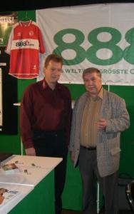 Dr. Michael Keiner, <br> Reinhold Schmitt, ISA-CASINOS