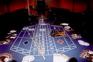 Roulettetisch im Grand Casino Baden