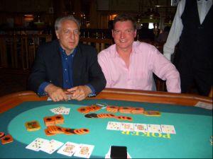 Die glücklichen Gewinner <br>Peter Gombert und Dieter Siegfried