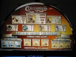 ColumbusGlücksspielautomat in der <br>Spielbank Cottbus.