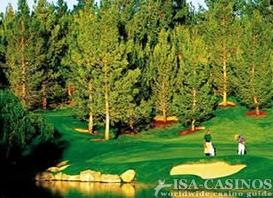 Golf Treasure Island Las Vegas
