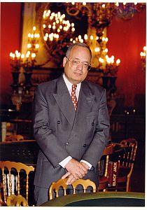 Ludwig Verschl<br>Technical Director of the<br>Casino Baden-Baden