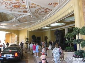 Zufahrt zum Wynn Casino Las Vegas