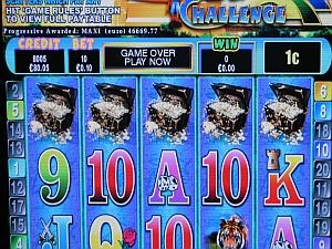 Gewinnbild am Ozzys Challenge in der Spielbank Potsdam