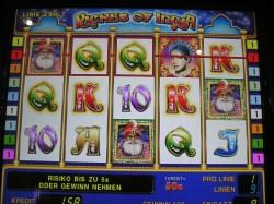 Glücksspielautomat in der Spielbank Cottbus