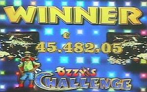 Höchster Jackpotgewinn in der Spielbank Frankfurt<br> (Oder) am Ozzys Challenge - Foto BSB