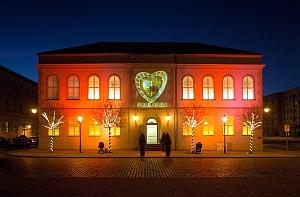 Spielbank Potsdam anläßlich der Valentinstagaktion 2008