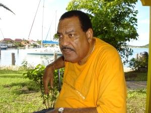 Lester Bryant Bird<br>Former Prime Minister of Antigua