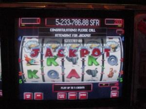 Der Glücksbringer Automat