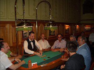 Ein Blick auf den Finale-Table