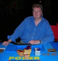 Der Turniersieger Gordon Cross