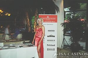 Die Sponsoren der Modeschau<br>im Casino Baden-Baden