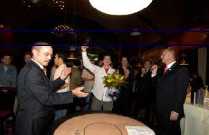 And the winner is Herr Langmann (38.250 Euro)