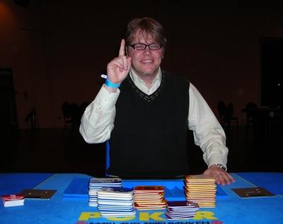 Der Turniersieger Frankie Klinkert