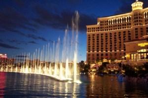 Bellagio Casino in Las Vegas
