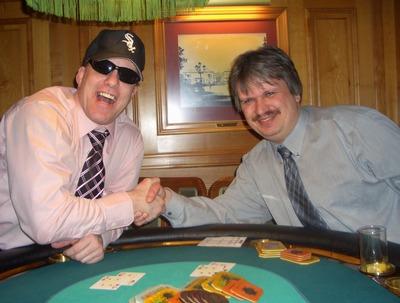 Joseph Johnson (2.) & Michael Murmann (1.)