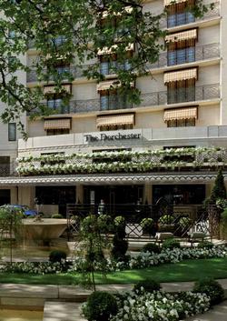 The Dorchester Hotel will stage the 2008<br>Casino Ball.