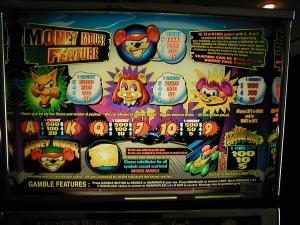 Glücksspielautomat in der Spielbank Potsdam