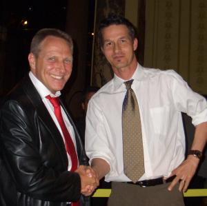Strahlende Sieger<br>Peter Brunotte (2.) & Robert Liebs (1.)