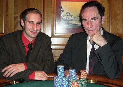 Thorsten Traut (2) und Mladen Pavlic (1)