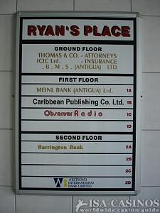 Ryans Palace