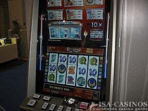Slotmaschine in Las Vegas