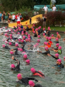 Internationalen Mondseeland Triathlon