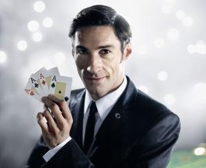 Jack mit Karten