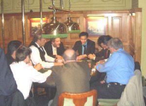 Final-Table in Wiesbaden