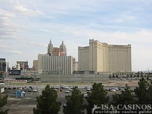 Schöne Aussicht auf das Casino Monte Carlo