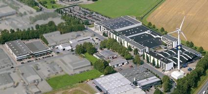 Luftaufnahme adp-Werk Lübbecke