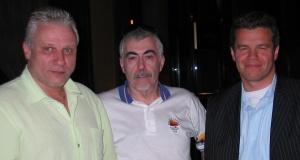 Herr Paoletti (3.) & Herr Finn (2.) <br>& Herr Murra (1.)
