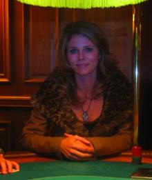Profipokerspielerin Clonie Gowen
