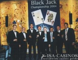 Black Jack Turnier in<br>der Spielbank Stuttgart