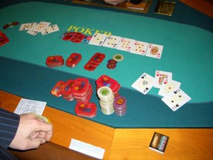 Poker in der <br>Spielbank Wiesbaden