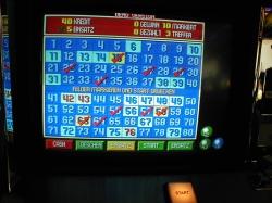 Bingo-Glücksspielautomaten