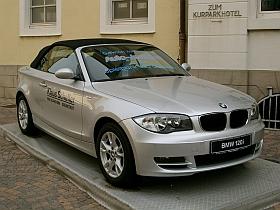Der neue Gewinn am Mystery-Jackpot <br />BMW 120i Cabriolet