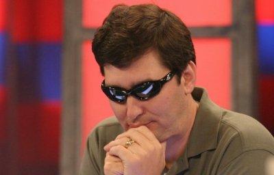 Phil Hellmuth, stolzer Besitzer von 10 WSOP-Bracelets