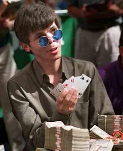 Stu Ungar, World Champion <br>1980, 1981 und 1997