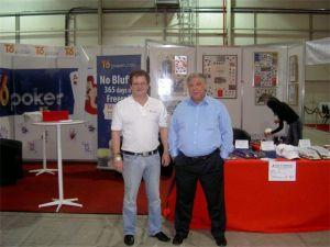 Bernd Knauer und Reinhold Schmitt