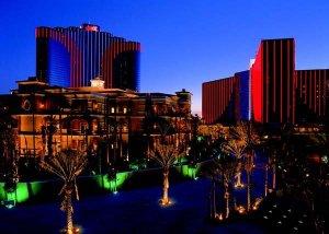 Das Rio in Las Vegas, Austragungsort der<br>37. World Series of Poker