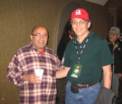 Freddie Deebs and David Sasseman WPT Jan<br />2008 Gold Strike, Tunica.