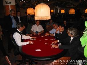 Pokerspieler im Casino Bregenz