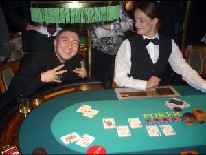 So geil kann Poker sein!