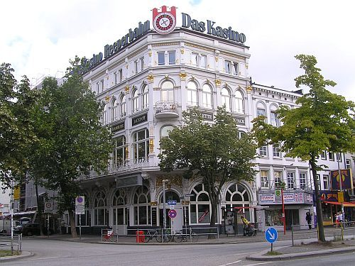 Casino Reeperbahn in Hamburg